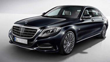 Mercedes S (4+1 Posti)