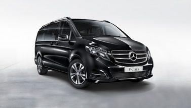 Mercedes V Class (6+1 Posti)